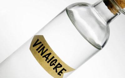 Le vinaigre blanc, un produit d'entretien incontournable
